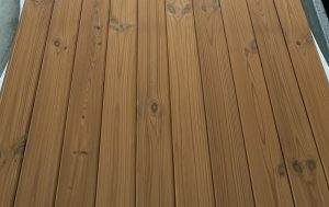Redwood Thermowood Anker Stuy Light oak Rustic Wood Stain
